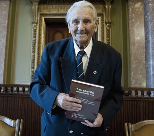 Elhunyt Tomcsányi Pál kertészmérnök, az MTA rendes tagja