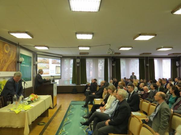 XXVII. Növénynemesítési Tudományos Napok - online térben (2021. március 24-25.)