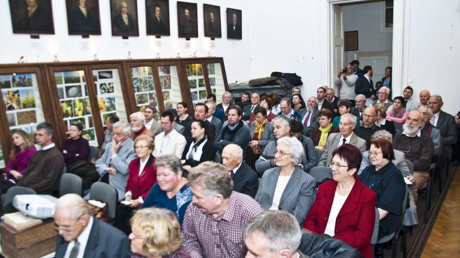 2014. évi Jubileumi Vándorgyűlés