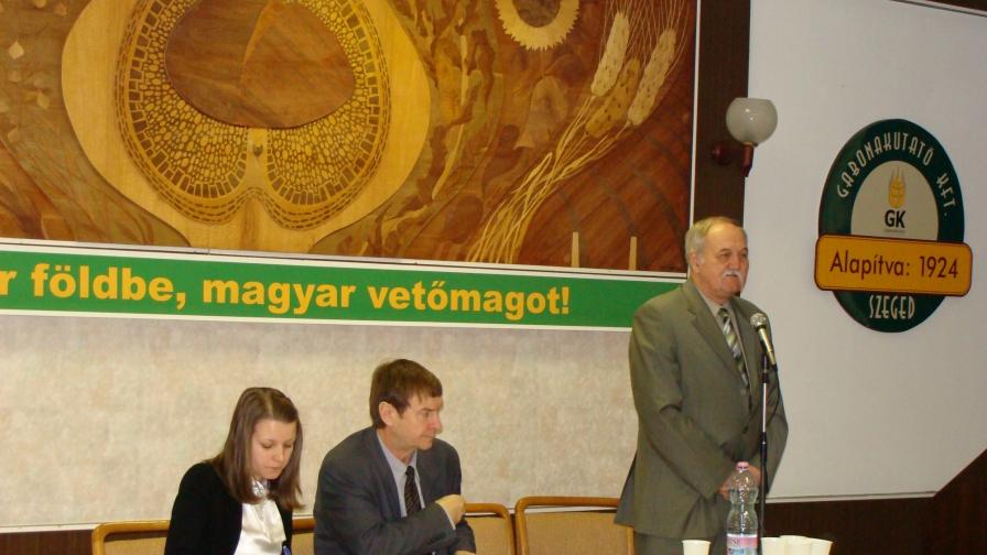 MNE 2013. évi Közgyűlés, Szeged