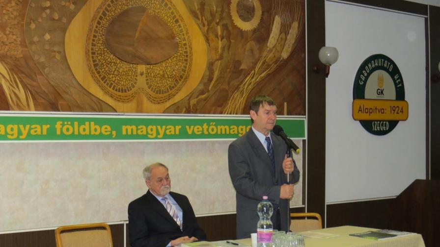 MNE 2015. évi rendes közgyűlés