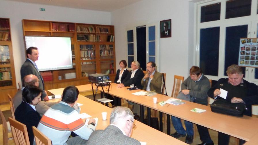 MTA Növénynemesítési Tudományos Bizottság ülése, Tápiószele